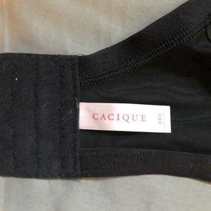 Cacique Intimates & Sleepwear - Cacique Pink Hearts Bra